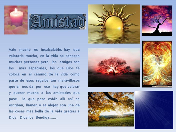 AMISTAD  3 [ACT]