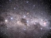 lrededores constelación Cruz del Sur